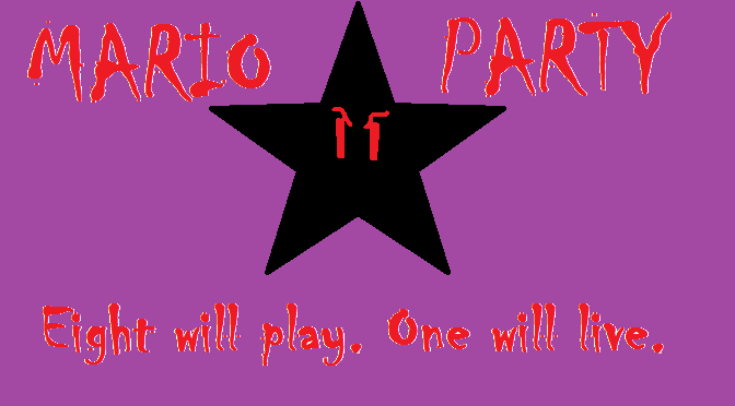 Mario Party Fanfic Cover