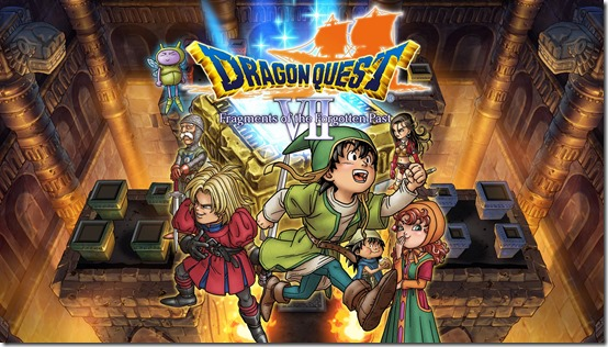 Adventure Rules Reviews: Dragon Quest 7 – Fragments of the