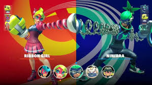 arms-characters