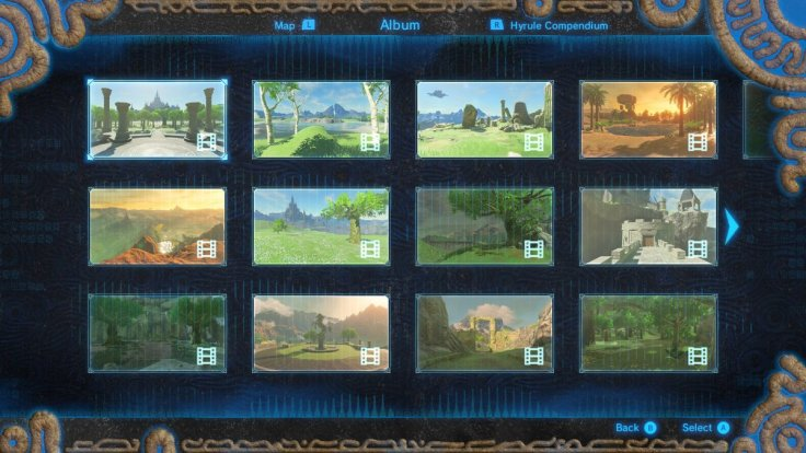 Breath of the Wild Captured Memories.jpg