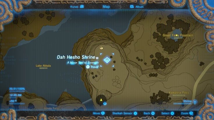 Breath of the Wild Fairy Location 2