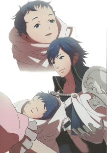 Chrom and Baby Lucina.png