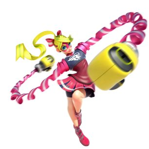 ARMS Ribbon Girl