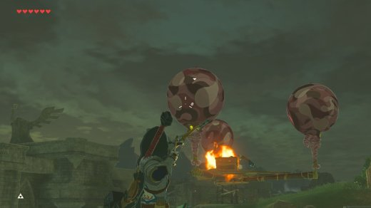 Breath of the Wild Sky Octorok 1