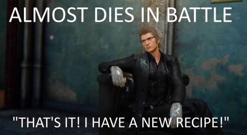 Ignis New Recipe