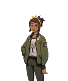 Dream Daddy Amanda