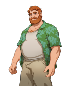 Dream Daddy Brian