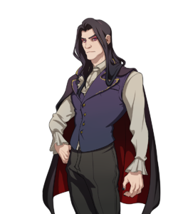 Dream Daddy Damien