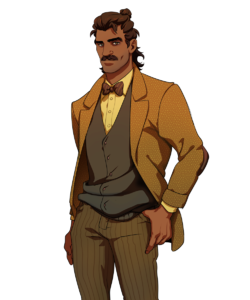 Dream Daddy Hugo