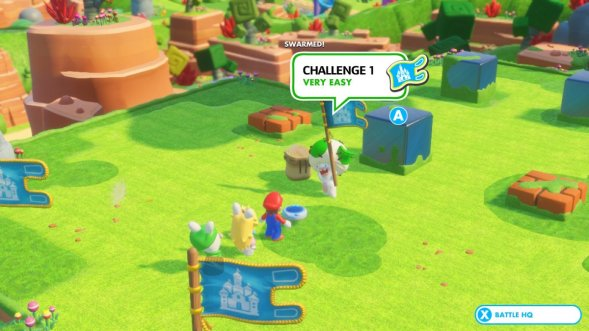 Mario + Rabbids Challenge
