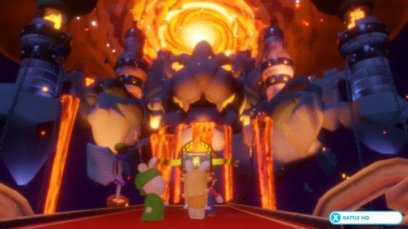 Mario + Rabbids Final Boss