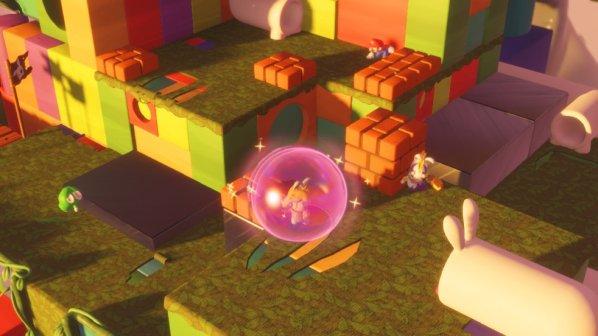 Mario + Rabbids Shield