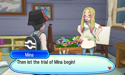 Mina Trial