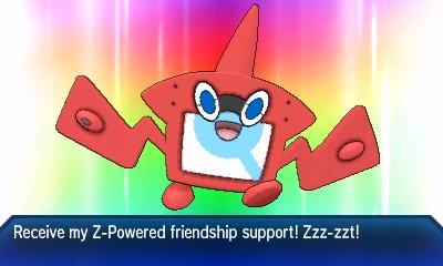 Rotom Z-Power