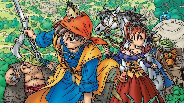 Dragon Quest VIII Cover