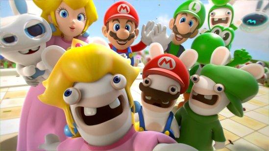 Mario + Rabbids Ending