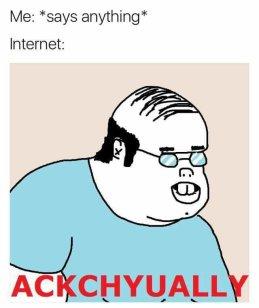Actually Meme