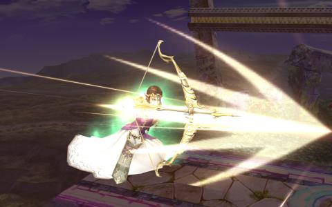 Zelda Light Arrow
