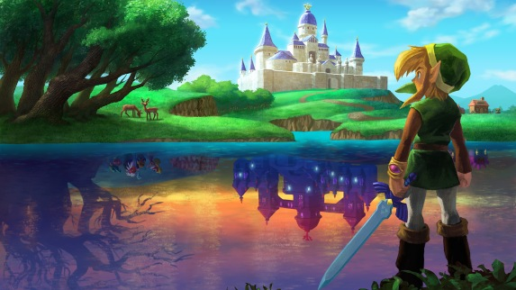 A Link Between Worlds Cover