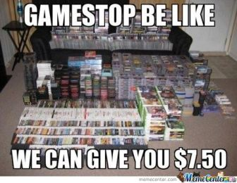 Gamestop Meme