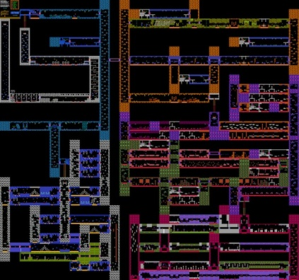 Metroid Map