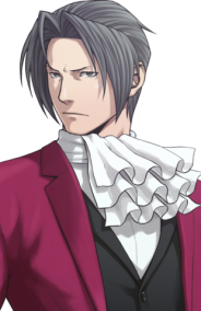Miles Edgeworth Profile