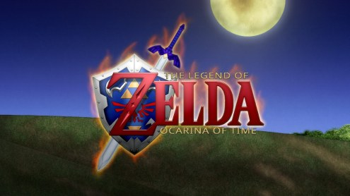 Ocarina of Time Cover