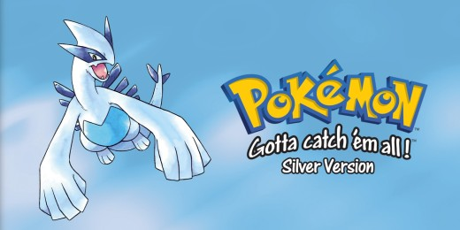 Pokemon Silver Cover
