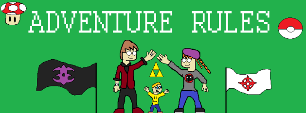 Adventure Rules Logo (Cover) 2017