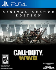 Call of Duty WW2 Cover M