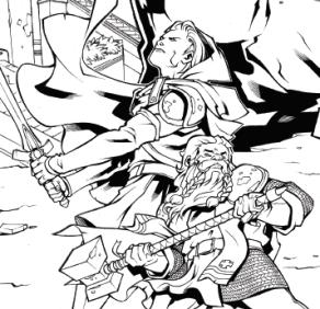 Dungeon World Fighters