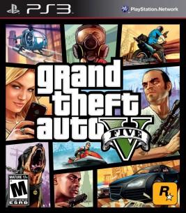 GTA V Cover M