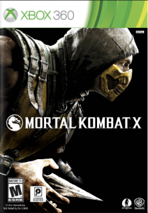 Mortal Kombat X Cover M