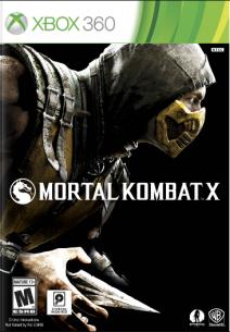 Mortal Kombat X Cover M