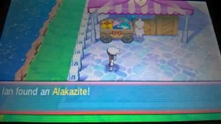 Alakazite