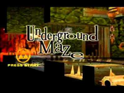 Melee Underground Maze