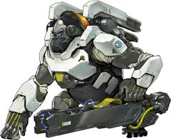 Overwatch Winston