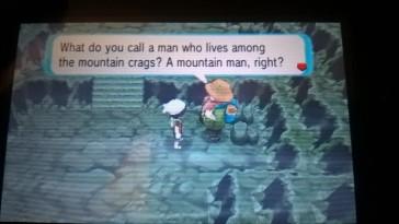 Crag Joke One