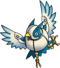 Dragon Quest Clockwork Cuckoo