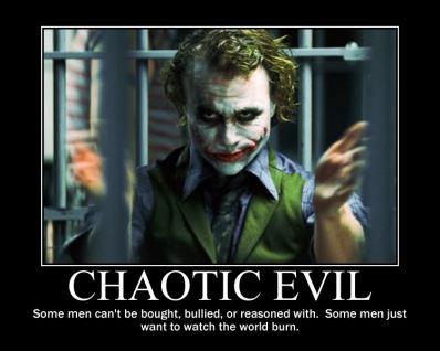 Joker Alignment