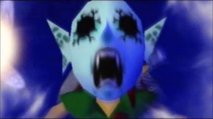 Majora's Mask Transformation