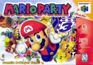 Mario Party Cover
