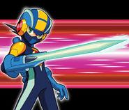 MegaMan Sword