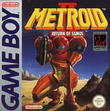 Metroid II Return of Samus