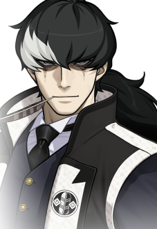 Prosecutor Blackquill