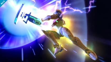 Samus Zero Laser