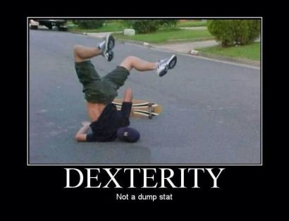 Dexterity Meme
