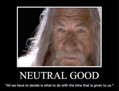 Neutral Good Meme