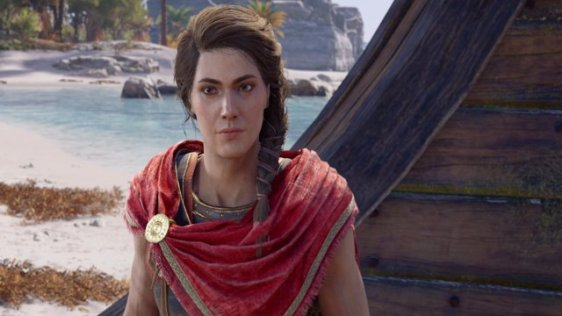 Assassin's Creed Kassandra