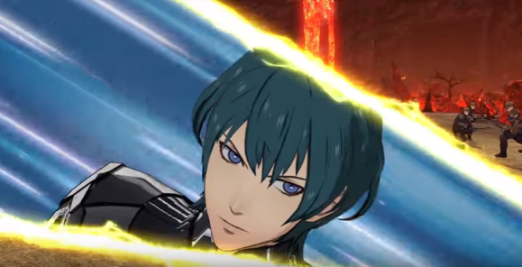 FE Three Houses Byleth Critical